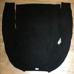 Tobi oversized sweater